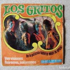 Dischi in vinile: LOS GRITOS.VEO VISIONES + 1. Lote 226828576