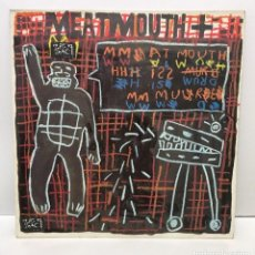 Discos de vinilo: MEAT MOUTH ‎– MEAT MOUTH IS MURDER - 1987. Lote 226849442