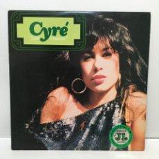 Discos de vinilo: CYRÉ – LAST CHANCE - 1987. Lote 226851190