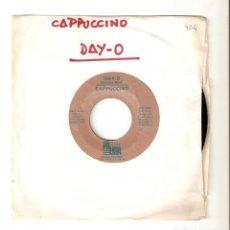 """Discos de vinilo: CAPPUCCINO 7"""" USA IMPORTACION 45 MAKING LOVE DAY-O 1975 SINGLE VINILO FUNK R&B SOUL DISCO BANANA REC. Lote 226867470"""