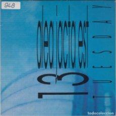 Discos de vinilo: ALEA JACTA EST SINGLE 13 TUESDAY 1990. Lote 226890980