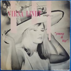Discos de vinilo: SINGLE / VIRNA LINDT / YOUNG & HIP - THE DOSSIER ON VIRNA LINDT / THE COMPACT ORGANIZATION ACT3. Lote 226895225