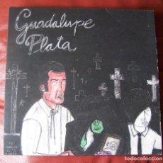 Discos de vinilo: GUADALUPE PLATA - GUADALUPE PLATA (VINILO DIEZ PULGADAS) PRIMER TRABAJO, REEDICIÓN. Lote 226925964