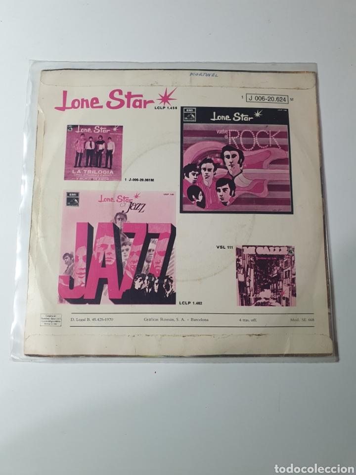 Discos de vinilo: Lone Star - Quiero Besar Otra Vez Tus Labios / Lazy Train, Odeon 1970. - Foto 2 - 226935380