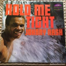 Discos de vinilo: JOHNNY NASH HOLD ME TIGHT LP EDIC INGLESA ORIGINAL MUY BUEN ESTADO. Lote 226968195