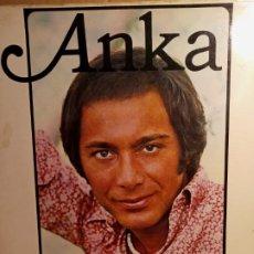 Discos de vinilo: PAUL ANKA - ANKA - CON FALLO ETIQUETA .. Lote 226975285