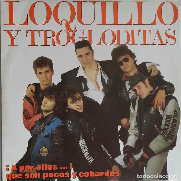 LOQUILLO Y TROGLODITAS. A POR ELLOS... QUE SON POCOS Y COBARDES. DOBLE LP CON EXTENSO LIBRETO (Música - Discos - LP Vinilo - Grupos Españoles de los 70 y 80)