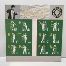 Discos de vinilo: LEDERNACKEN ‎– BOOGALOO & OTHER NATTY DANCES - 1987. Lote 226985240