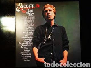 SCOTT WALKER–SCOTT WALKER SINGS SONGS FROM HIS T.V. SERIES . LP VINILO EDICIÓN PRECINTADO (Música - Discos - LP Vinilo - Pop - Rock Internacional de los 50 y 60)