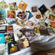 Discos de vinilo: ★61★VINILOS AÑOS 50/60/70/80 LOTE DE 61 VINILOS.. Lote 227006580