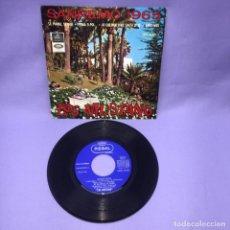 Discos de vinilo: SINGLE -- SANREMO 1965 -- LOS MUSTANG -- VG++. Lote 227020970