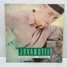 Discos de vinilo: JOVANOTTI – WALKING (REMIXES) - 1987. Lote 227022172