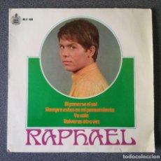 Discos de vinilo: VINILO EP RAPHAEL. Lote 227030236