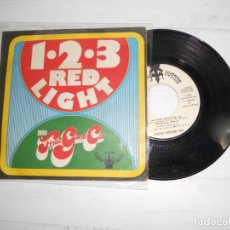 Disques de vinyle: 1910 FRUITGUM COMPANY – 1, 2, 3, RED LIGHT SINGLE 1968 VG/VG+. Lote 227033565