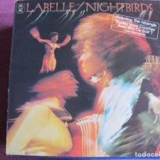 Discos de vinilo: LP - LABELLE - NIGHTBIRDS (HOLLAND, EPIC RECORDS 1974). Lote 227040110