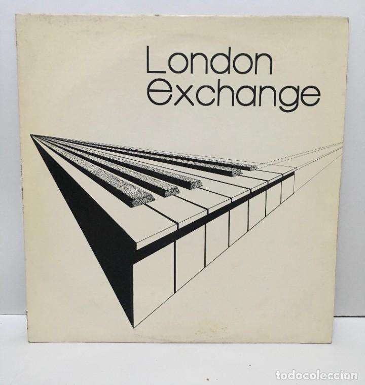LONDON EXCHANGE – MEMORIES OF YOU - 1988 (Música - Discos de Vinilo - Maxi Singles - Electrónica, Avantgarde y Experimental)