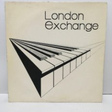 Discos de vinilo: LONDON EXCHANGE ‎– MEMORIES OF YOU - 1988. Lote 227043284