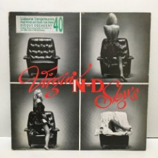 Discos de vinilo: IN-D ‎– VIRGIN IN-D SKY'S - 1988. Lote 227043720