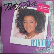 Discos de vinilo: LP - PATTI LABELLE - WINNER IN YOU (CANADA, MCA RECORDS 1986). Lote 227046680
