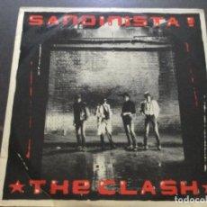 Discos de vinilo: THE CLASH - SANDINISTA. Lote 227049680