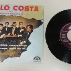 "Discos de vinilo: 1120-NELO COSTA NO SOMOS NA - VIN 7"" POR G+ DIS VG+. Lote 227053445"