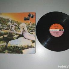Discos de vinilo: 1120- LED ZEPPELIN HOUSE OF THE HOLY ESPAÑA 1973 LP VIN POR VG DIS VG +. Lote 227054450