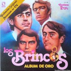 Discos de vinilo: DISCO LOS BRINCOS. Lote 227054561