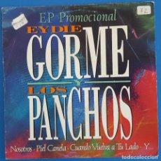 Discos de vinilo: EP / EYDIE GORME Y LOS PANCHOS / NOSOTROS - PIEL CANELA - CUANDO VUELVA A TU LADO - Y... /. Lote 227074980