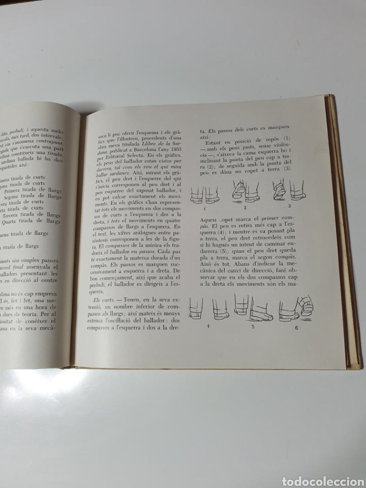 Discos de vinilo: Sardanes, Cobla Barcelona - Honorança / La Pageseta De Berga, Con Libro, Belter 17.014. 33 1/3 RPM. - Foto 4 - 227087610