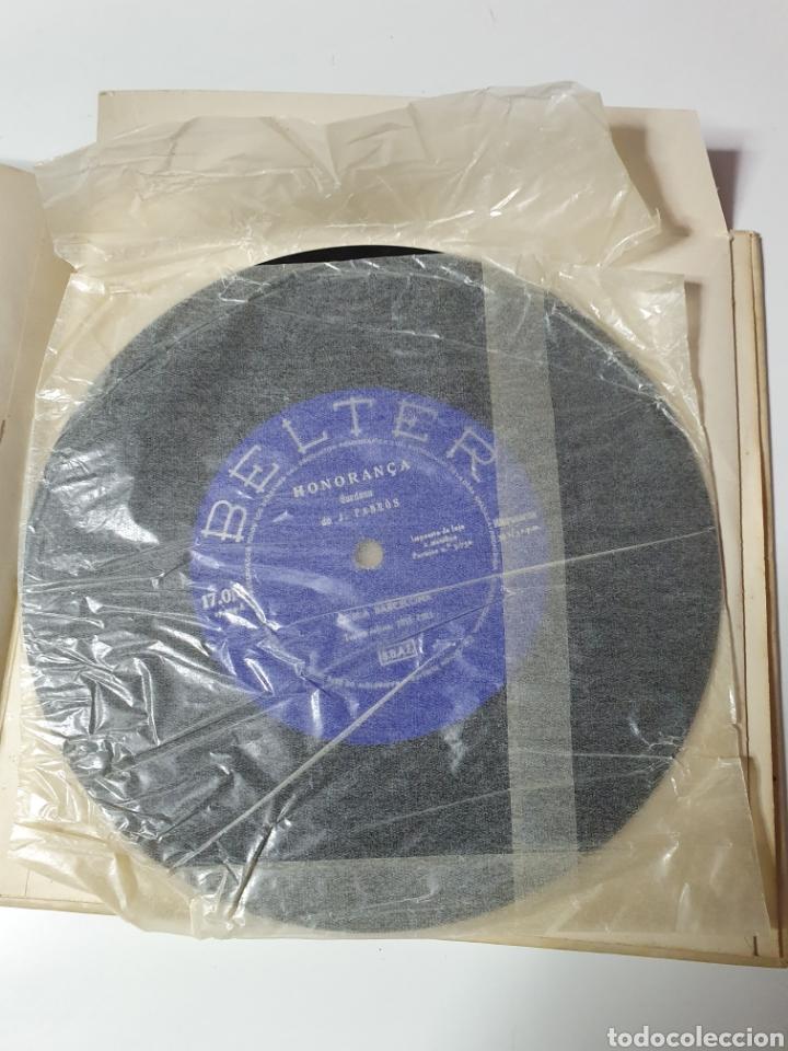 Discos de vinilo: Sardanes, Cobla Barcelona - Honorança / La Pageseta De Berga, Con Libro, Belter 17.014. 33 1/3 RPM. - Foto 6 - 227087610