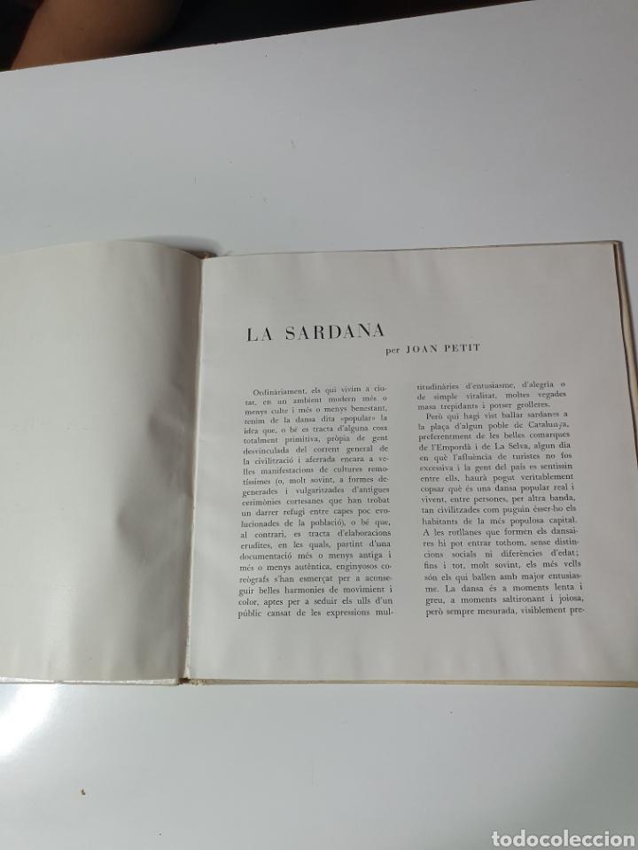 Discos de vinilo: Sardanes - Varela Del Mar / La Mes Bonica, Libro Belter, 17.015, 33 1/3 RPM. - Foto 4 - 227088410