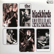 Discos de vinilo: SINGLE VINILO. THE BLACKBIRDS. RIGHTFUL PLACE. R&B. MOD. POP. SOUL. FIRMADO. ESPAÑA. Lote 227095510