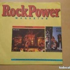 Discos de vinilo: FLEXI- DISC PROMOCION ROCK POWER MAGAZINE. SEPULTURA ATOM SEED. Lote 227100450
