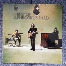 Discos de vinilo: APHRODITE´S CHILD - BEST OF. EDITADO POR PHILIPS. AÑO 1.971. Lote 227102010