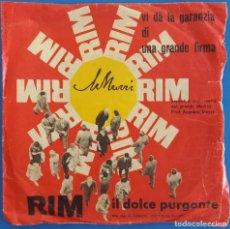 Discos de vinilo: SINGLE / LOTE DE 8 FLEXI DISC AUTORES ITALIANOS (FLO SANDON'S - JULA DE PALMA - LUCIANO TAJOLI -. Lote 227105590