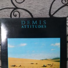 Discos de vinilo: DEMIS - ATTITUDES. Lote 227128575