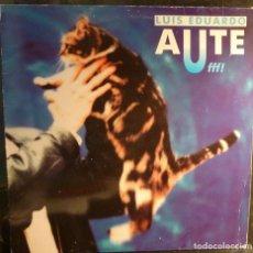 Discos de vinilo: LUIS EDUARDO AUTE // !UFFF! //1991 // ENCARTE //(VG VG). LP. Lote 227147195