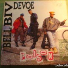 Discos de vinilo: BELL BIV DEVOE POISON. Lote 227149570