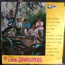 Discos de vinilo: LOS JAVALOYAS // BUENAS VIBRACIONES+OTRAS // 1967 // ( G G ). LP. Lote 227149855