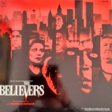 Discos de vinilo: THE BELIEVERS. LOS CREYENTES. J.PETER ROBINSON. Lote 227167995