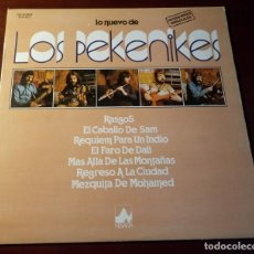Discos de vinilo: LO NUEVO DE PEKENIKES - LP - 1978. Lote 227190850