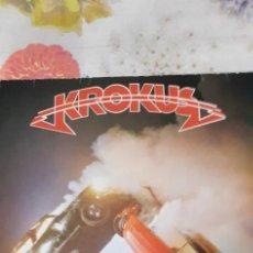 Discos de vinilo: KROKUS - METAL RENDEZ VOUS. Lote 227200345