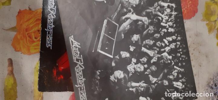 Discos de vinilo: KROKUS - Metal rendez vous - Foto 3 - 227200345