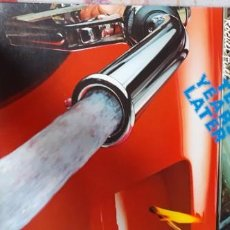 Discos de vinilo: ÁLVIN LEE & TEN YEARS LATER ROCKET FUEL. Lote 227200820