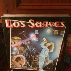 Discos de vinilo: LOS SUAVES / ESE DIA PIENSA EN MI / EDIGAL 1988. Lote 227210877