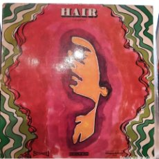 Discos de vinilo: THE BOSTON ‎– HAIR. Lote 227211900