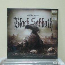 Discos de vinilo: BLACK SABBATH - THE MANY FACES OF - 2 LP COLOR VINYL LIMITED EDITION - FRANCE 2019 NUEVO PRECINTADO. Lote 227216090