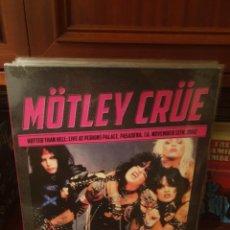 Discos de vinilo: MOTLEY CRÜE / HOTTER THAN HELL / BAD JOKER 2015. Lote 227216145