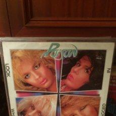 Discos de vinilo: POISON / LOOK WHAT .... / EDICIÓN ESPAÑOLA / DRO 1986. Lote 227218269
