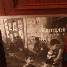 Discos de vinilo: CORRUPTED / GATEFOLD / THRONE RECORDS 2008. Lote 227219035